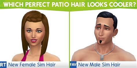 Hair Style Kit Mensa by New Hairstyle Previews For Patio The Sims Forums