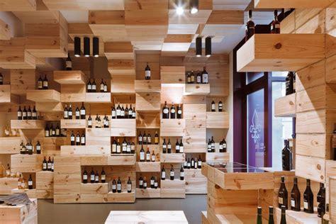 wine store design albert reichmuth wine store by oos karmatrendz