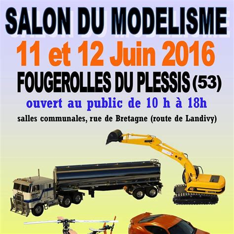 Prochain Salon Du Modelisme