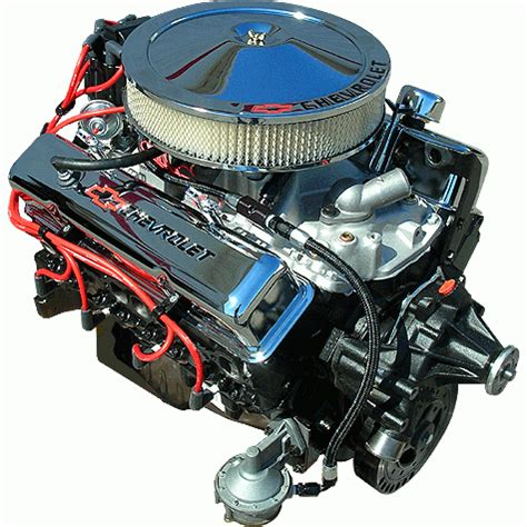 chrome motor gmp 19355658 1x pace sbc 350 290hp turnkey crate engine