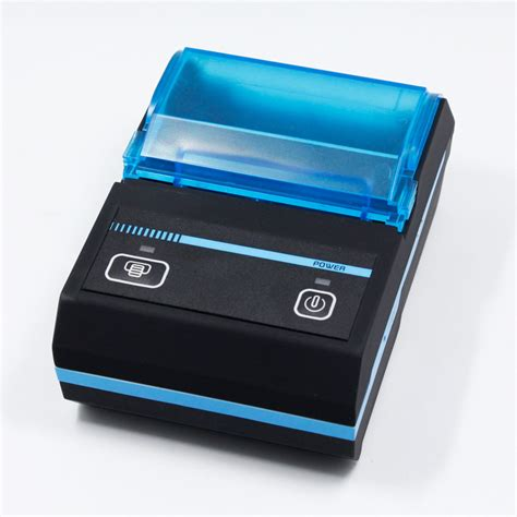 Small Note Stickers bluetooth thermal printer 58mm small note wireless sticker