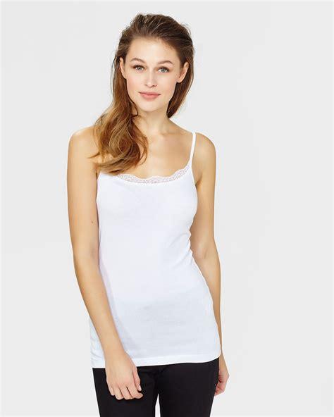 Jersey Singlet jersey lace singlet 78479906 we fashion