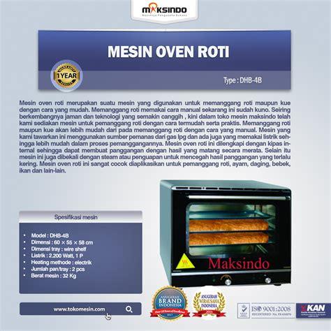 Oven Roti daftar mesin oven roti dan kue model listrik terbaru