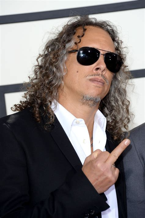 kirk hammett photos kirk hammett photos photos arrivals at the grammy awards