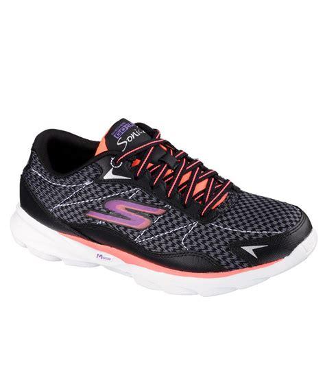 skechers black sport shoes price in india buy skechers