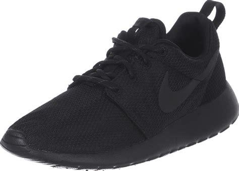 nike roshe one w shoes black