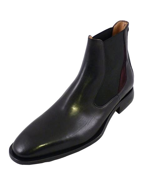 black leather chelsea boots oliver sweeney black leather nuxis chelsea boots oliver