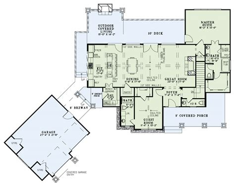 mountain home floor plans mountain plan 3 579 square 4 bedrooms 4 5