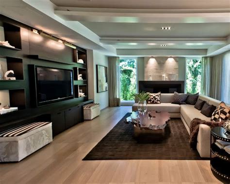 17 best ideas about tv wall design on living
