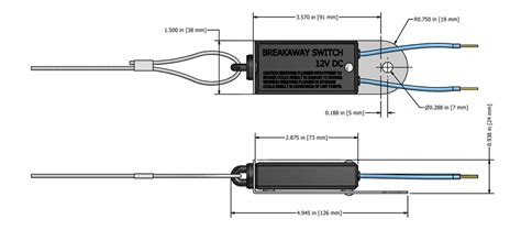 trailer breakaway switch wiring diagram efcaviation
