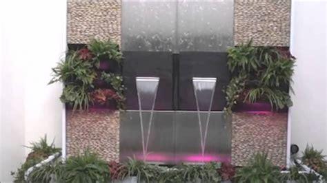 wasserwand garten terrassen wasserwand natura wall aus schiefer