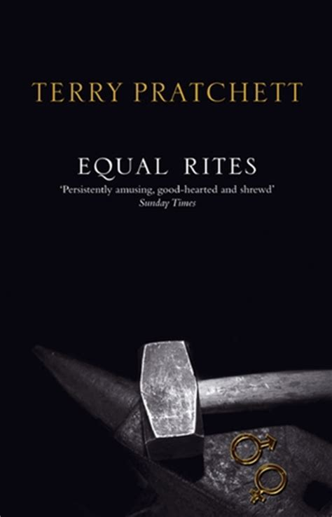 Pdf Equal Rites Discworld Terry Pratchett by Equal Rites Discworld 3 By Terry Pratchett Reviews