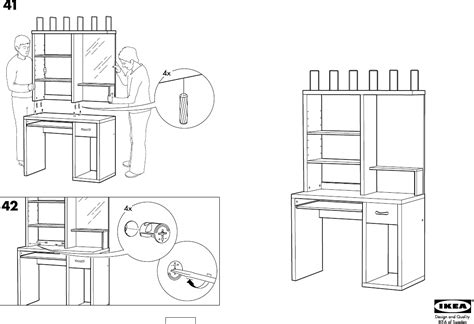 micke desk instructions pdf ikea mikael desk instructions hostgarcia