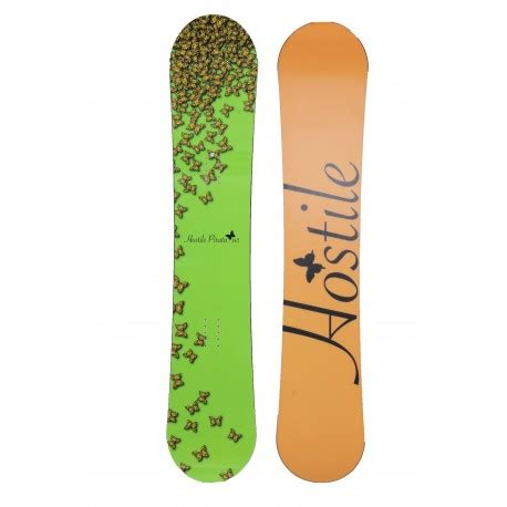 tavola snowboard hostile pirata third generation