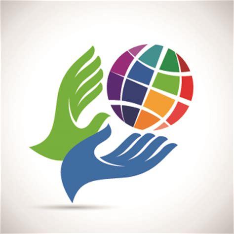 free logo design hd hands logo design vector 03 over millions vectors stock