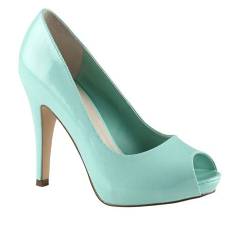 mint green wedding shoes 289 best mint green seafoam images on mint