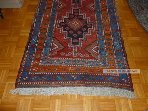 persische teppiche persische teppich l 228 ufer 340cm x 105cm alt semi