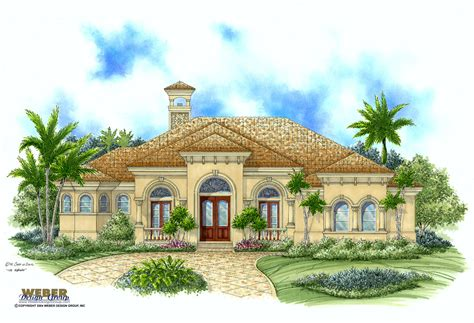 home by morgan design group mediterranean house plan tropical style home floor plan