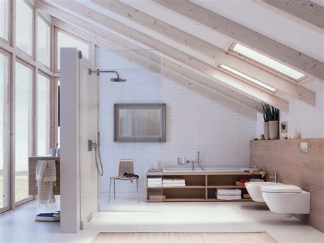 geberit bathroom open loft geberit bathroom design milk