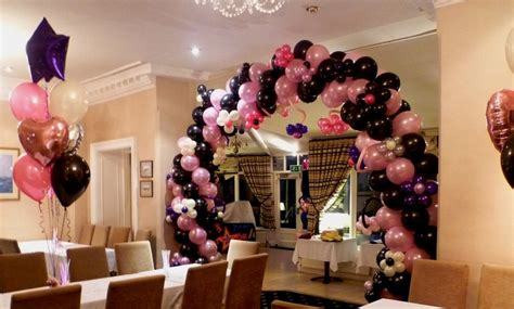 Home Hall Decoration Images by Balloons Balloon Decoration Gallery Recent Balloon