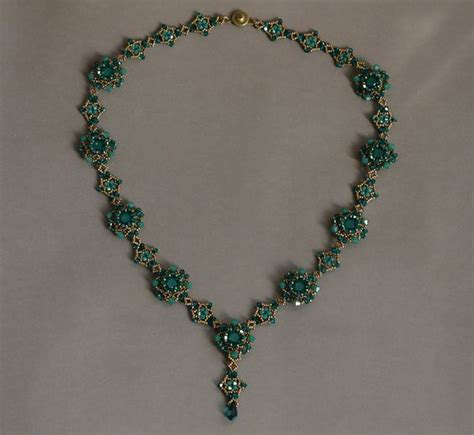 Handmade Jewelry Tutorials - sidonia s handmade jewelry sweet beaded necklace