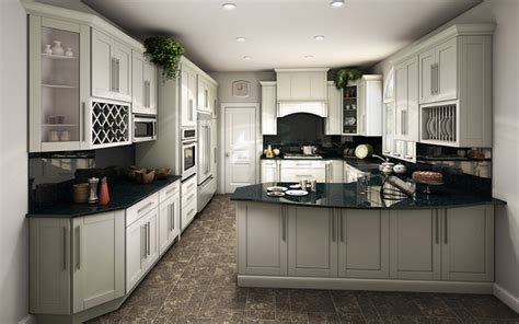 Pugliese Cabinets by Pugliese Shaker Linen 2 600