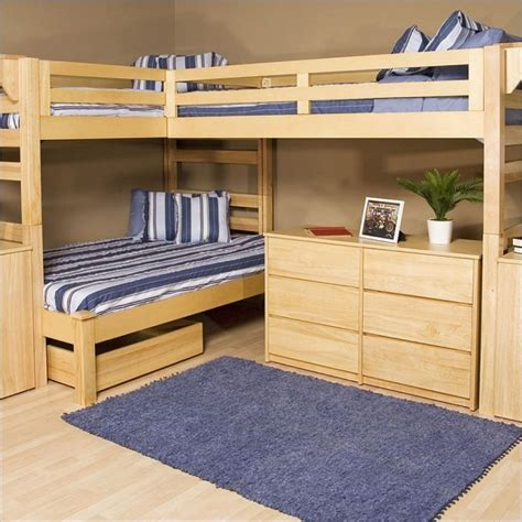 Loft Bed Sets Home Furniture Design Bunk Bed Furniture Set
