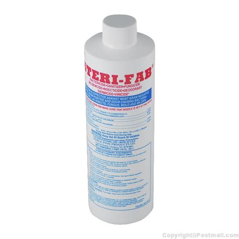 steri fab bed bug spray buy steri fab 16 oz to get rid of bed bug at 15 75 pestmall