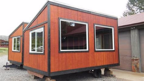 tiny house shells two 15k tiny house shells for sale in colorado