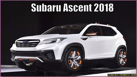 new subaru ascent 2018 review return of the seven seat