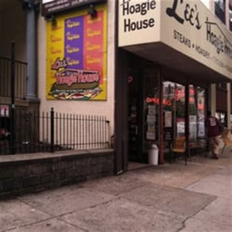 lees hoagie house lee s hoagie house closed sandwiches university city