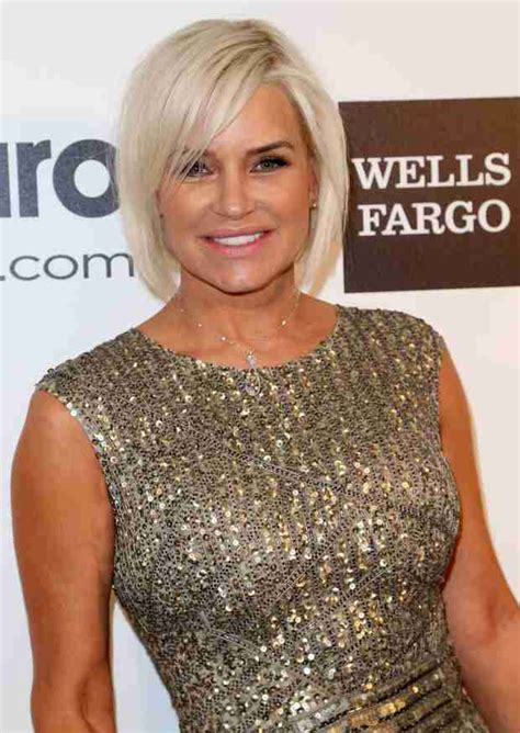 what color is yolanda foster s hair yolanda mcclary gets her hair cut hairstylegalleries com