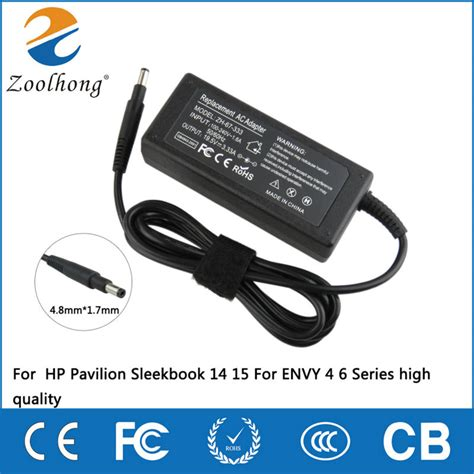 Adaptor Charger Laptop Hp 19 5v 3 33a 65w laptop ac power adapter charger for hp