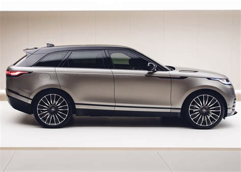 land rover velar 2017 land rover s new range rover velar unveiled just british