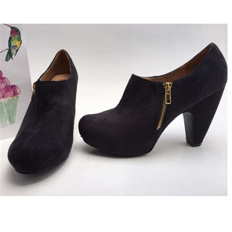 mix no 6 shoes 36 mix no 6 shoes black suede clogs with gold
