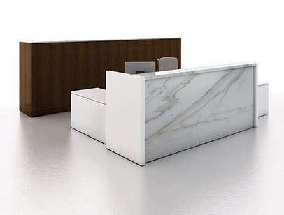 Knoll Reff Reception Desk Knoll Reff Reception Desk Knoll Quot Reff Quot Reception Desk Knoll Knoll Reff Anigre 6
