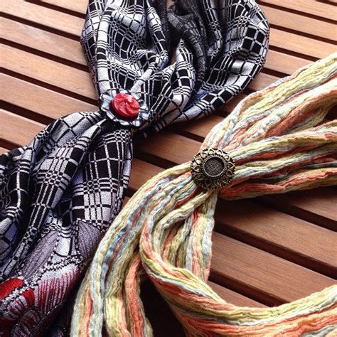 how to make jewelry scarves how to make a scarf ring allfreejewelrymaking