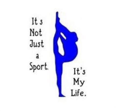 Its Just A Crush by Sports Gymnastics Quotes Quotesgram