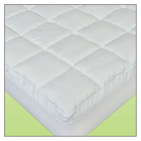 Waterbed Mattress Pad King by Cotton Plush Waterbed Mattress Pad