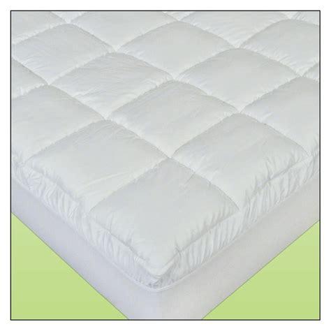 Waterbed Mattress Topper by Cotton Plush Waterbed Mattress Pad