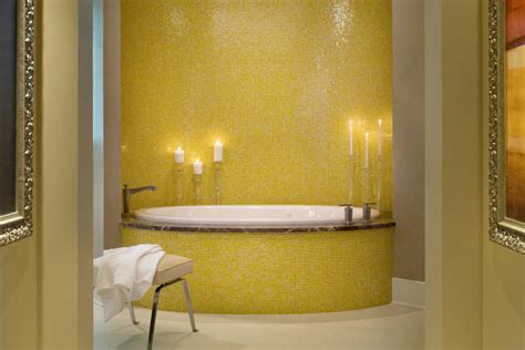 Yellow Bathroom Ideas by Yellow Bathrooms 7 Bright Ideas Hgtv