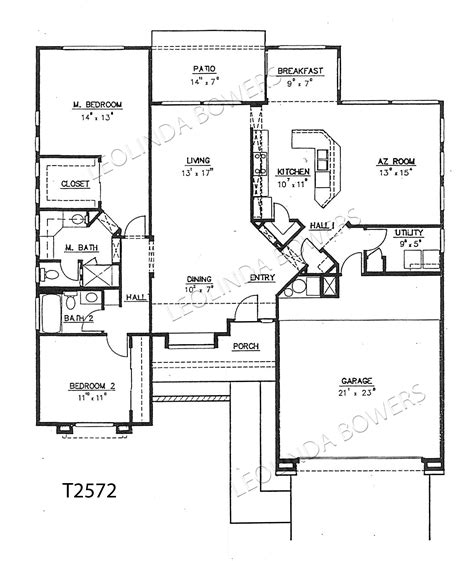 Sun City West Floor Plans | sun city west royale floor plan