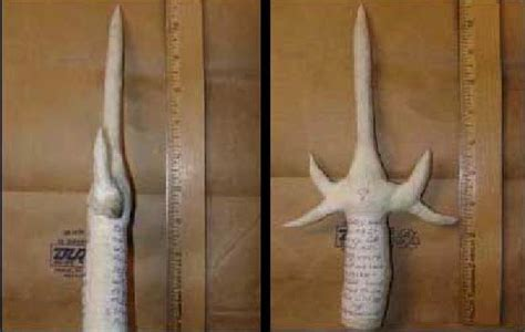 How To Make A Paper Shank - prison weapons crafted out of ordinary objects