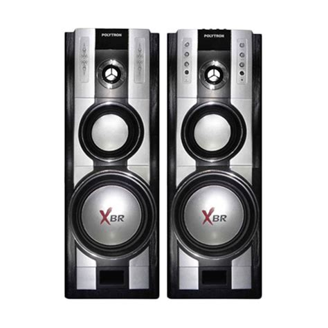 Speaker Aktif 15 Inch Polytron jual polytron pas 67 speaker aktif silver hitam harga kualitas terjamin blibli