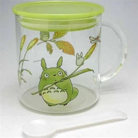 Glass Cup With Lid Spoon mug cup lid spoon heat resisting glass noritake