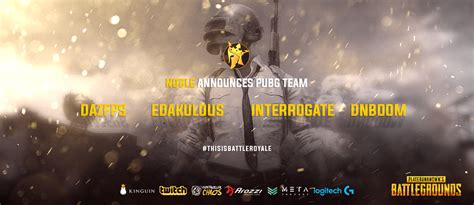 pubg ads noble gears up for combo breaker 2017 noble esports