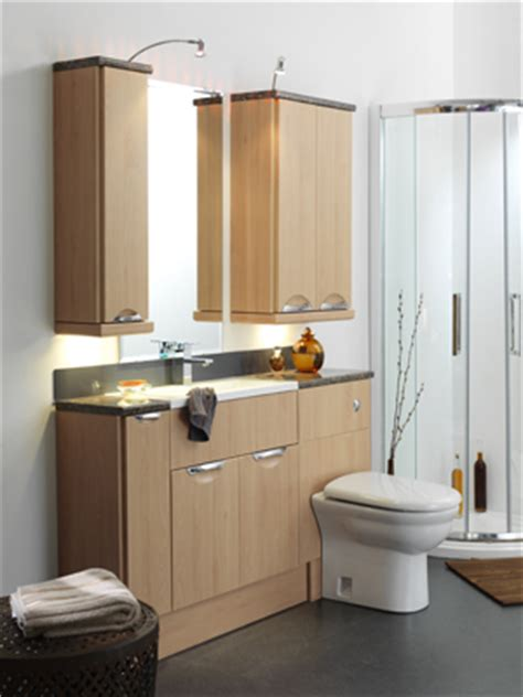 Bathroom Furniture Beech Fitted Furniture Your Home