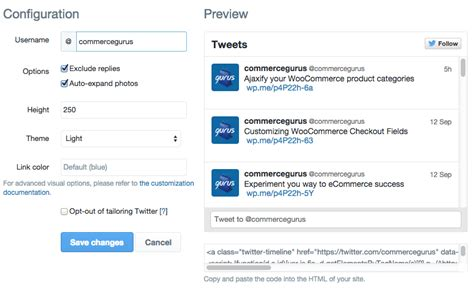 wordpress quick tutorial quick tutorial adding a twitter widget to your site