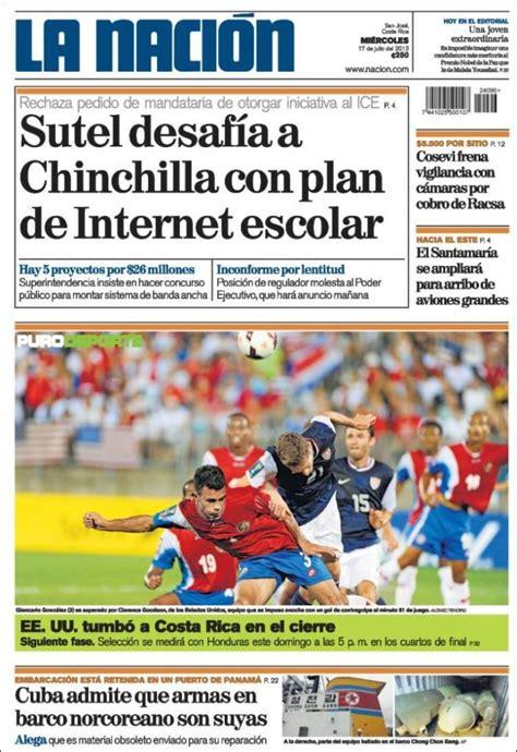 La Nacion La Nacion Costa Rica Noticias