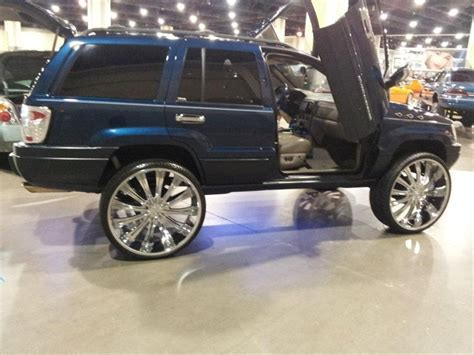 Pimped Jeep Grand 2014 2003 Suburban Out Of Gas Autos Post
